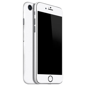 iPhone 7 MATT White Skin