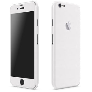 iPhone 6S Plus MATT White Skin