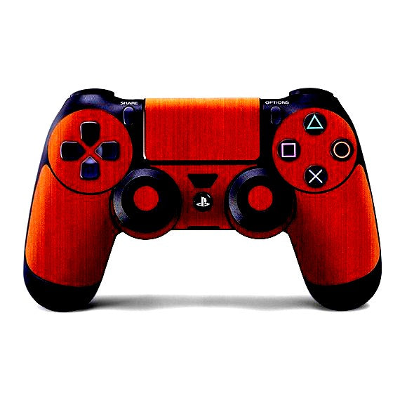 PlayStation 4 Controller STEEL Copper Skin