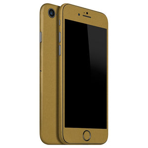 Skin Oro para iPhone 7 STEEL