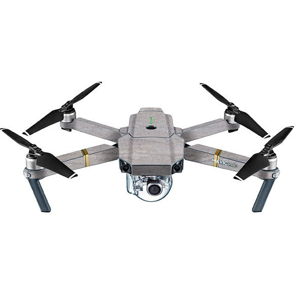 DJI Phantom 4 STONE Granite Skin