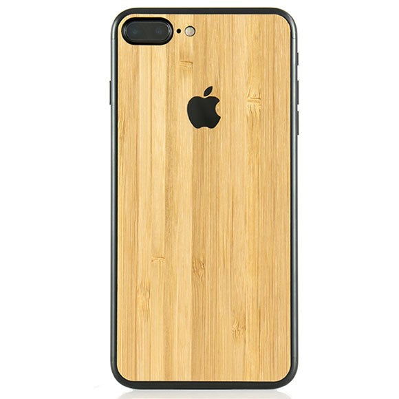 iPhone 7 Plus Kulit Bambu KAYU
