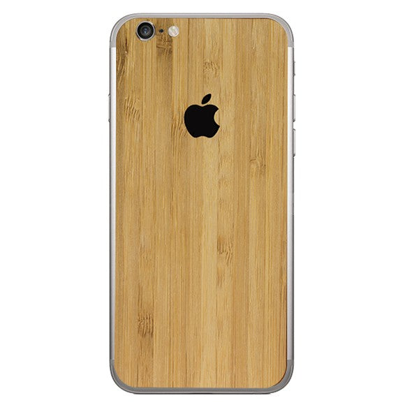 iPhone 6S Plus WOOD Bamboo Skin