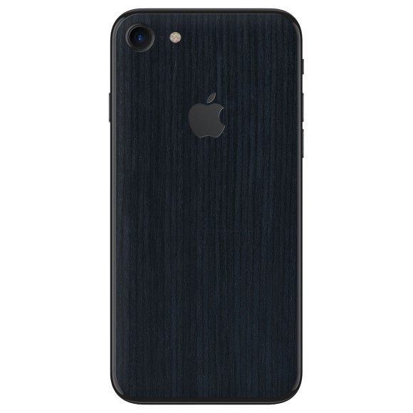 iPhone 8 HOUT Cedar Black Skin