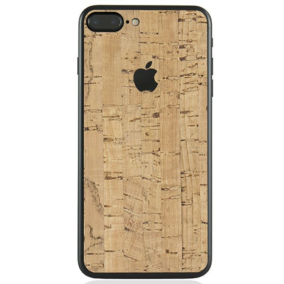 iPhone 7 Plus WOOD Cork Skin