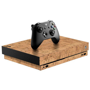 Xbox One X HOUT Cork Skin