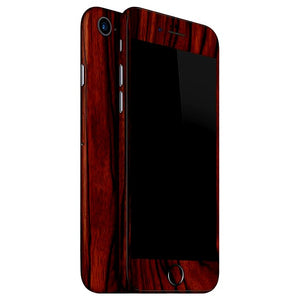 Skin Ebony para iPhone 7 WOOD.