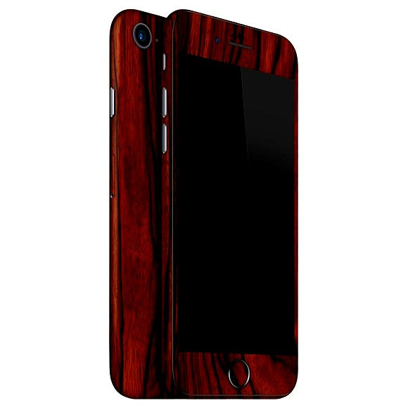 iPhone 8 WOOD Ebony Skin