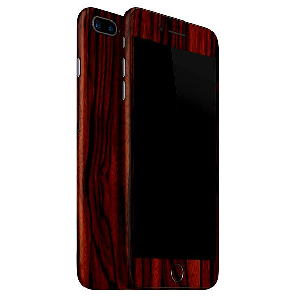 iPhone 8 Plus WOOD Ebony Skin