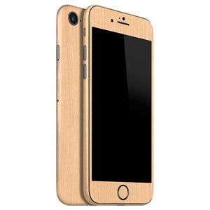 iPhone 8 WOOD Maple Skin