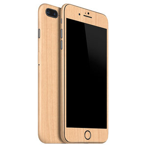 iPhone 7 Plus WOOD Peau d'érable