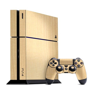 PlayStation 4 HOUT Maple Skin