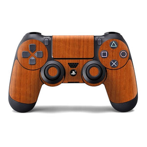PlayStation 3-beheerder WOOD Teak Skin