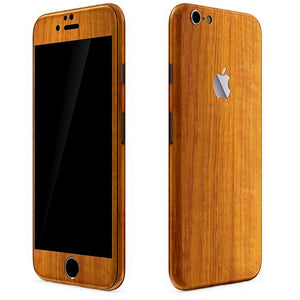 iPhone 6S Plus HOUT Teak Vel