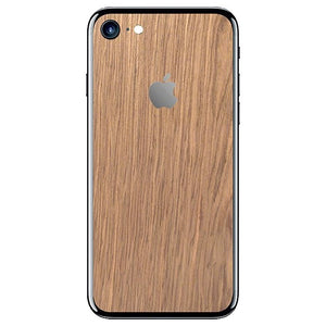 iPhone 7 WOOD Piel de nogal