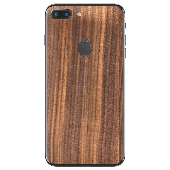 iPhone 8 Plus WOOD Walnut Skin