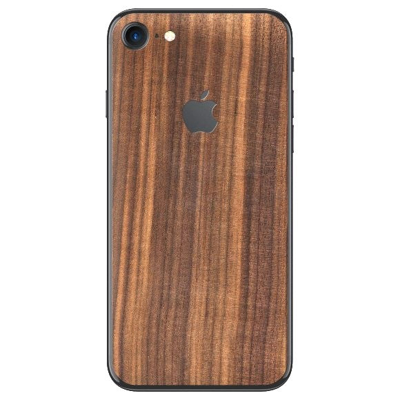 iPhone 8 WOOD Piel de nogal