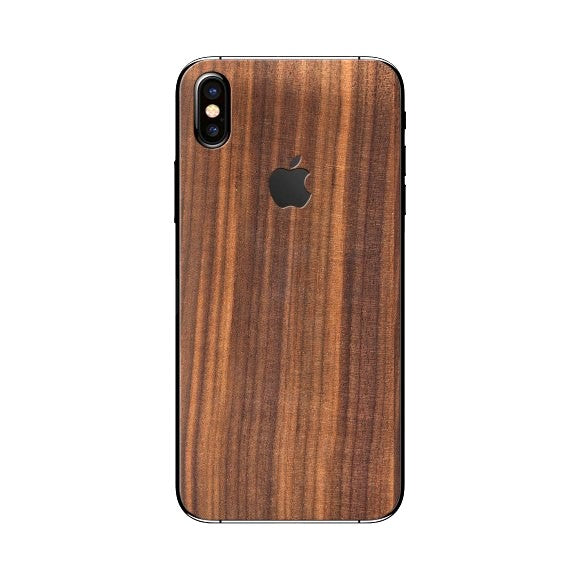 iPhone X HOUT okkerneutvel