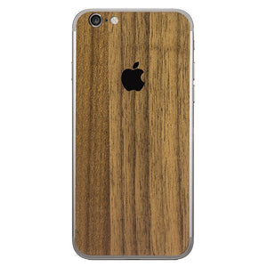 iPhone 6S Plus WOOD Walnut Skin