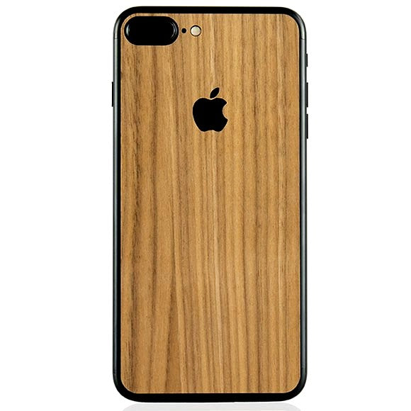 iPhone 7 Plus WOOD Walnut Skin
