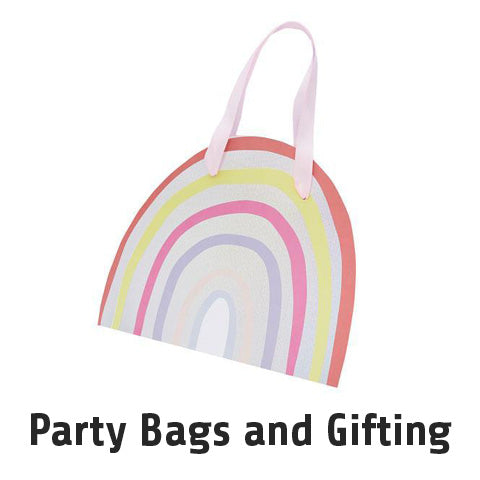 Party Bags and Gifting