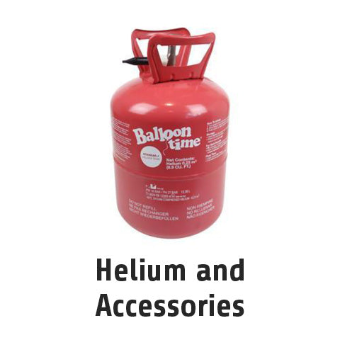 Helium and Accessories