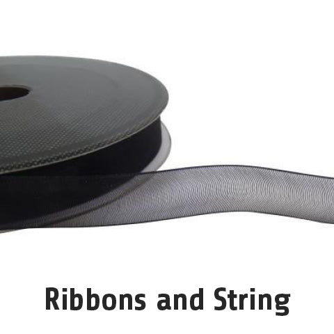 Ribbons and String