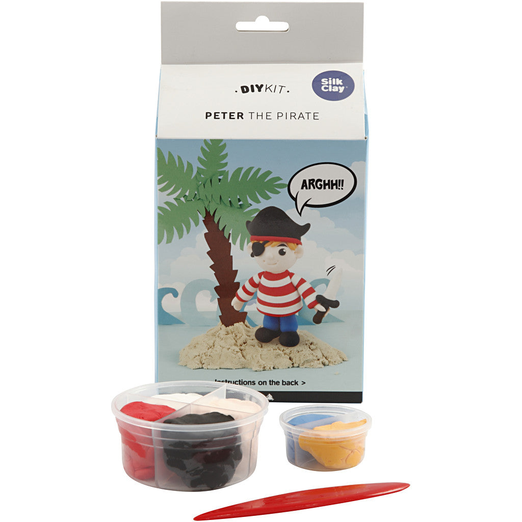 Craft Kits - Peter the pirate