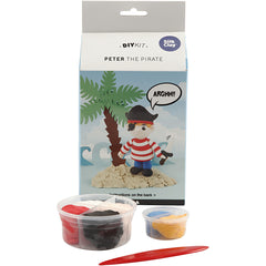 Creative Kits - Peter the pirate