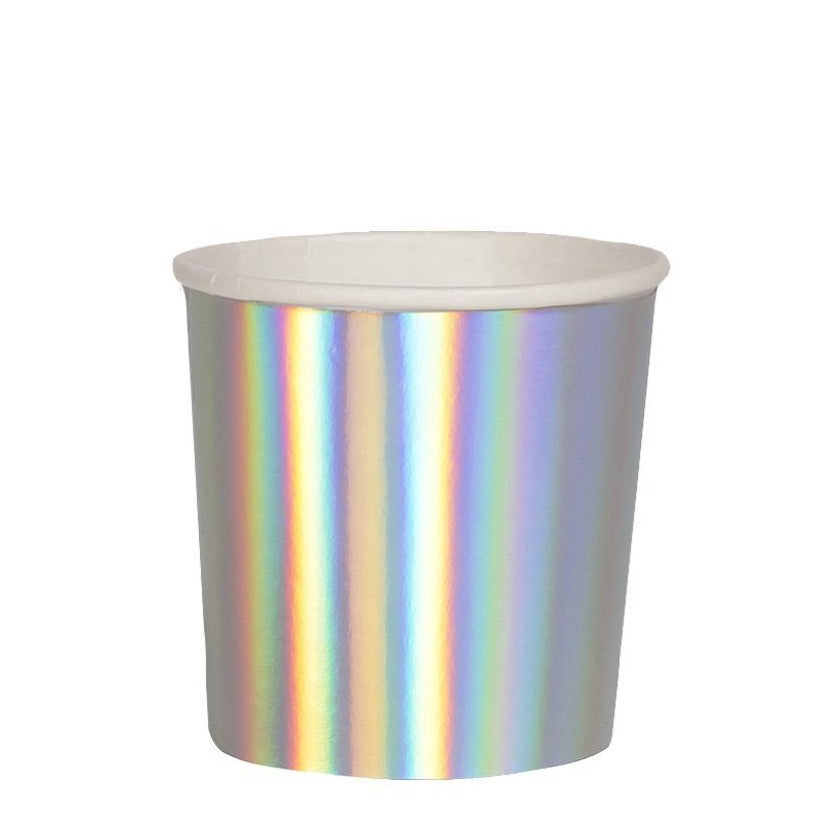 Holographic Cups