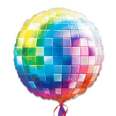 "32"" Disco Ball SuperShape Balloon"