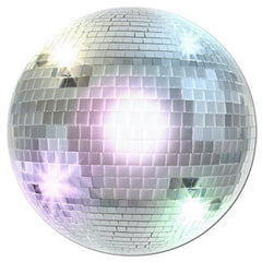 dISCO Ball Cut Out Decorations