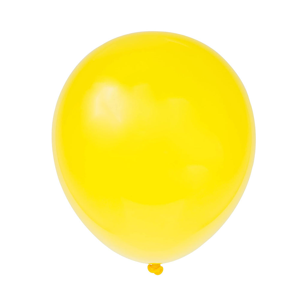 "11"" Yellow Fortnite Balloon Pack"