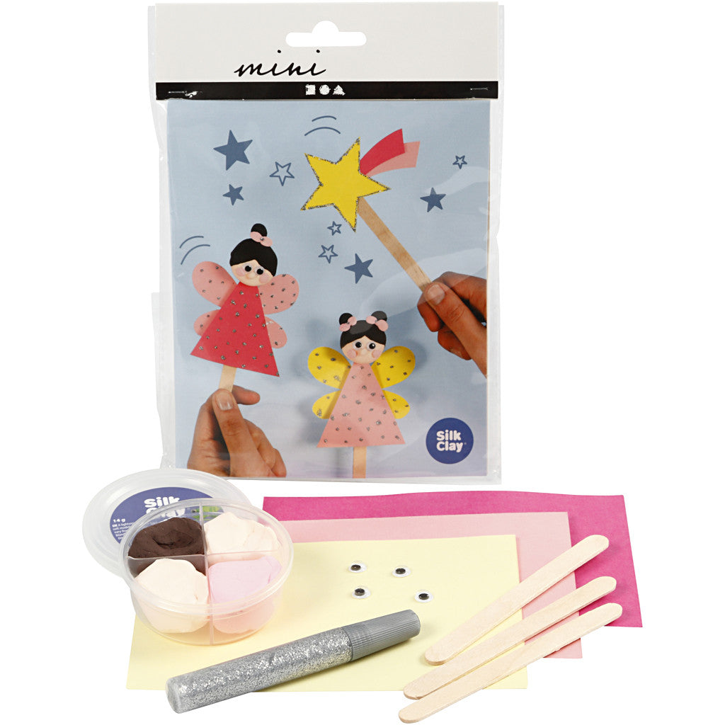 Mini Craft Kit - Princess Fairies