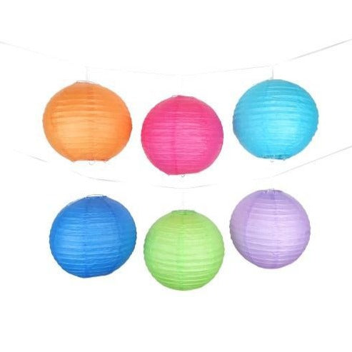 Colourful Lantern Collection