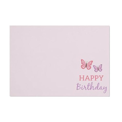 Fairy 'Happy Birthday' Placemat