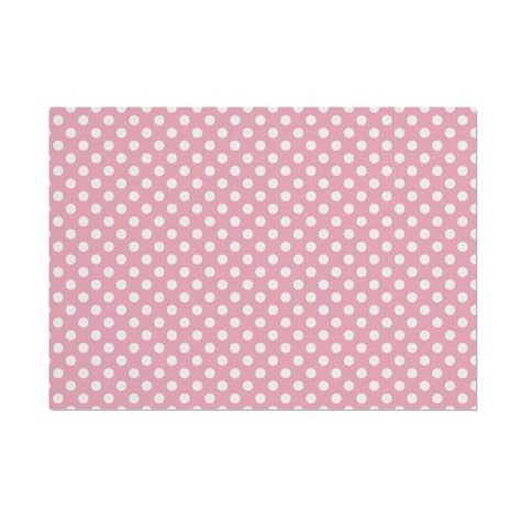 Pink Spotty Fairy Placemat