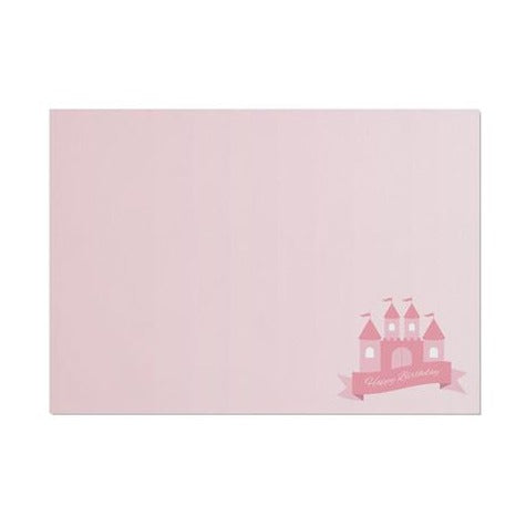 Princess 'Happy Birthday' Placemat
