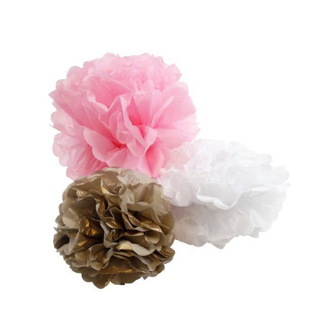 Princess pom pom pack