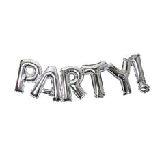 'Party' Slogan Balloon