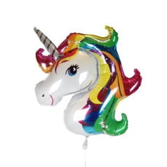 33' Unicorn Foil Balloon