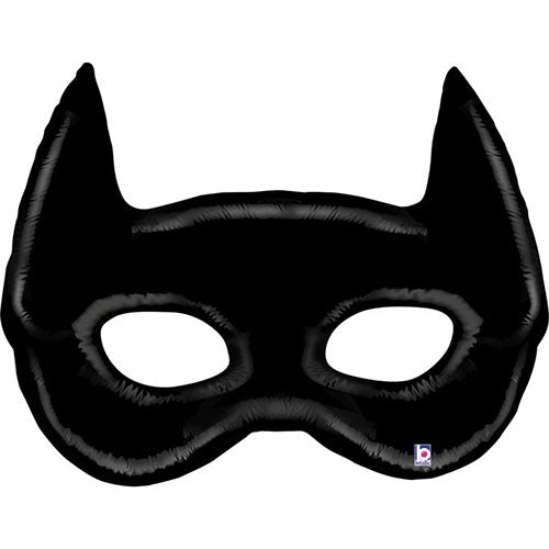 "45"" Bat Mask Foil Balloon"
