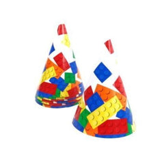 Brick Party Hats