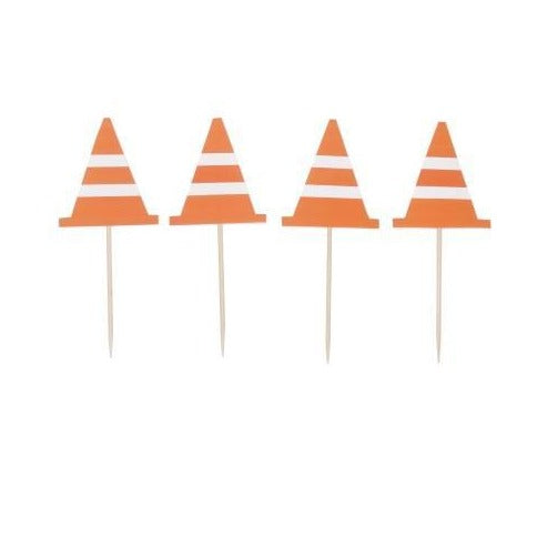 Cone Cupcake Toppers