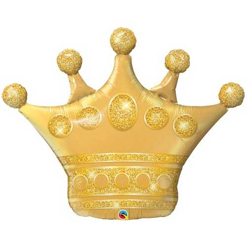 Crown Foil Balloon