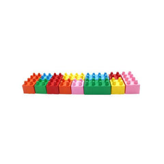 Colourful Brick Crayons