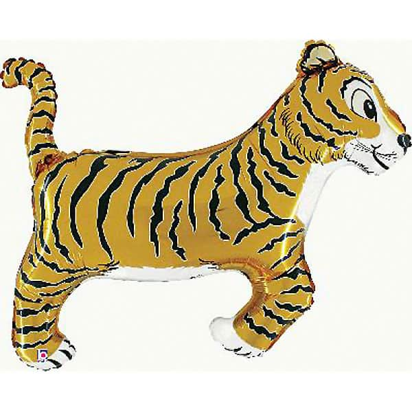 Foil Tiger Balloon