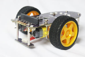 GiggleBot - Get started coding with the micro:bit robot kit