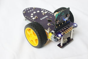 micro:bit robot kit with micro:bit