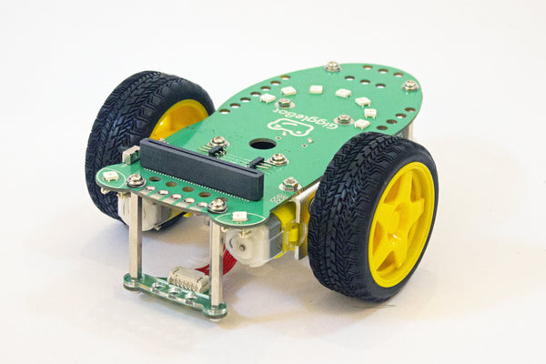 GiggleBot microbit robot project